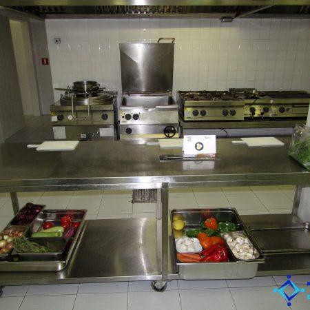 """Кулинарен тийм билдинг """"Star Chefs"""" в професионална кухня в RIU Pravets Golf & SPA Resort 8"""