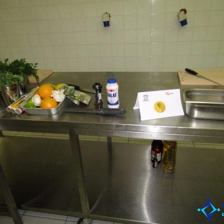 """Кулинарен тийм билдинг """"Star Chefs"""" в професионална кухня в RIU Pravets Golf & SPA Resort 9"""