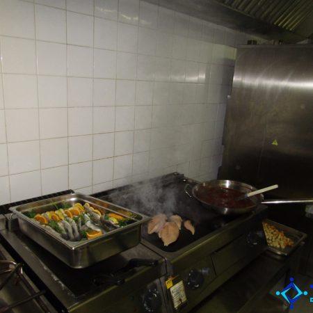 """Кулинарен тийм билдинг """"Star Chefs"""" в професионална кухня в RIU Pravets Golf & SPA Resort 11"""